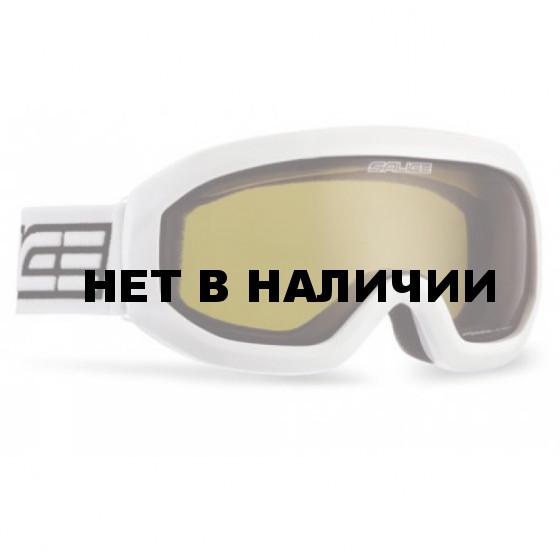 Очки горнолыжные Salice 992DA WHITE/GOLDGREEN