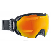 Очки горнолыжные Alpina ESTETICA MM black/white (black nurbs) (б/р:ONE SIZE)