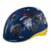 Летний шлем ALPINA 2016 JUNIOR / KIDS XIMO Flash robot