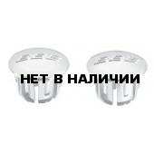 Заглушки для грипс BBB End caps Candy box 250 pcs silver (BHT-90)