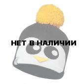 Шапка BUFF CHILD KNITTED & POLAR HAT BUFF PENGUIN BLACK-BLACK-Standard/OD
