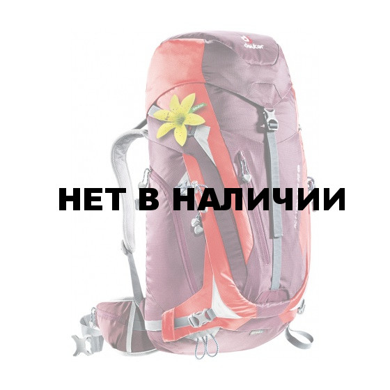 Рюкзак Deuter 2015 ACT Trail PRO ACT Trail PRO 38 SL aubergine-fire