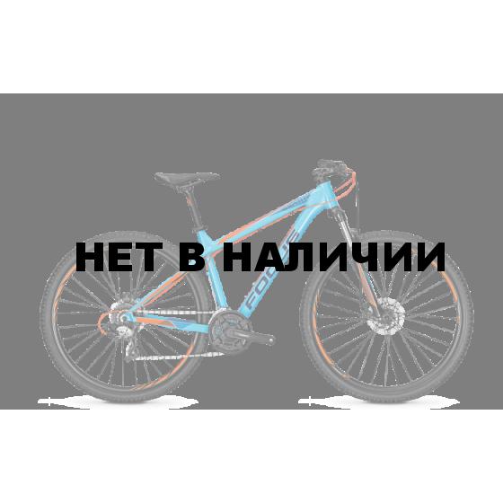 Велосипед FOCUS WHISTLER CORE 2018 maliblue