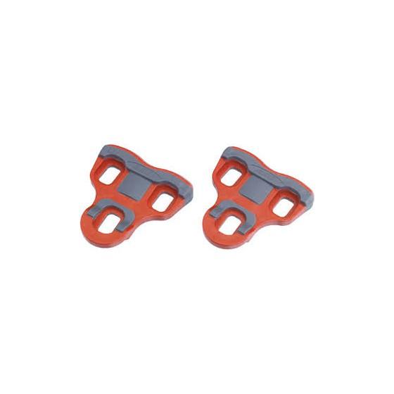 Педали BBB shoecleats MultiClip Red 3 degree (Multi compatible) (BPD-04A)