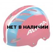 Летний шлем ALPINA 2017 Alpina Park jr. red-blue-white
