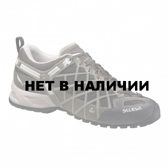 Треккинговые кроссовки Salewa Tech Approach MS WILDFIRE VENT Black Juta /