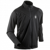Куртка беговая Bjorn Daehlie 2017-18 Jacket Elixir Black (US:L)