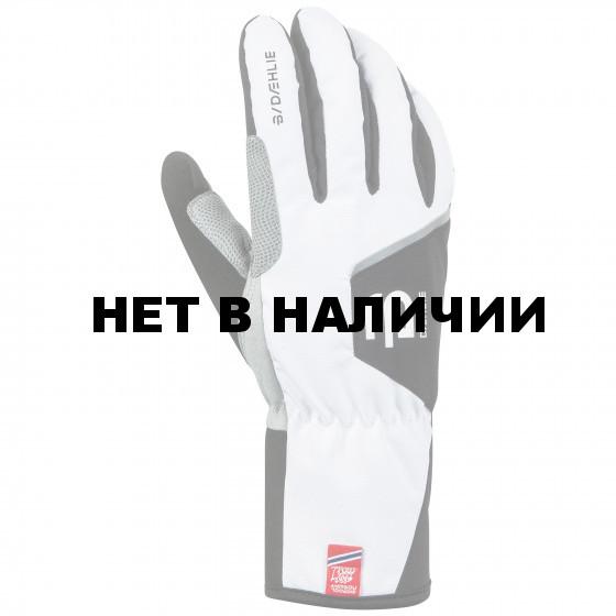 Перчатки беговые Bjorn Daehlie 2017-18 Glove Track Snow White (US:M)