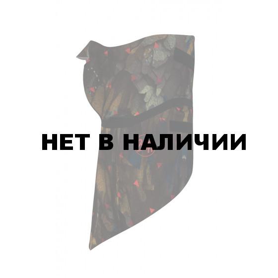 Бандана BUFF WINDPROOF BANDANA ROCK CAMO BROWN