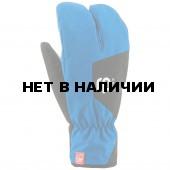 Перчатки беговые Bjorn Daehlie 2016-17 Claw TRACK JR Olympian Blue