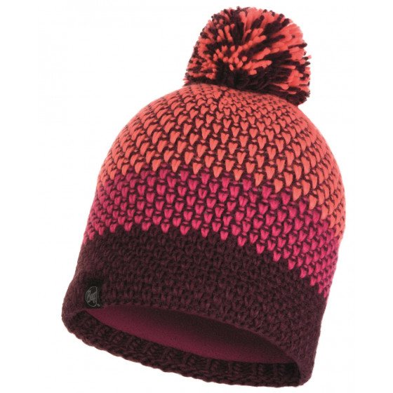 Шапка BUFF KNITTED   POLAR HAT TILDA BRIGHT PINK 5f4418cd8d32