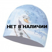 Шапка BUFF FROZEN CHILD MICROFIBER POLAR HAT BUFF OLAF BLUE