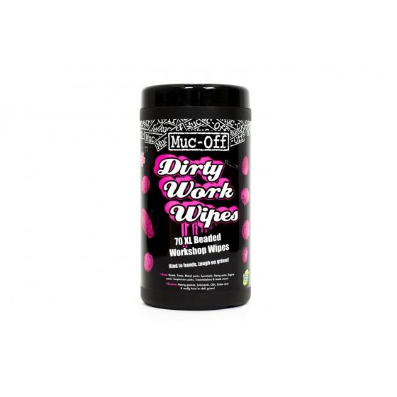 Салфетки MUC-OFF Влажные салфетки (Упаковка 70шт)