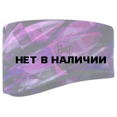Повязка BUFF WINDPROOF HEADBAND CRASH BERRY S/M (US:one size)