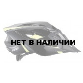 Летний шлем BBB Elbrus with visor matt black/neon yellow (BHE-34)