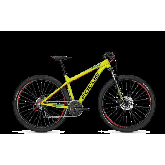 Велосипед FOCUS WHISTLER EVO 2018 limegreen