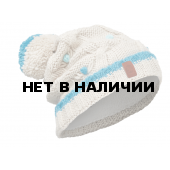 Шапка BUFF KNITTED KIDS COLLECTION JUNIOR KNITTED & POLAR HAT BUFF DYSHA MINERAL/OD