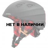Зимний Шлем Alpina GRAP 2.0 LE black-lumberjack matt