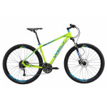 Велосипед Welt 2018 Rockfall 2.0 acid green/dark blue