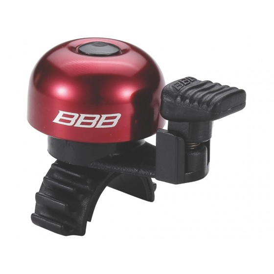 Звонок BBB 2015 bike bell EasyFit red (BBB-12)
