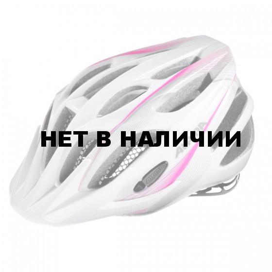 Летний шлем ALPINA 2016 JUNIOR / KIDS FB Jr. 2.0 Flash white-pink-silver