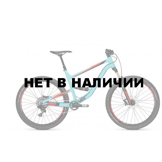 Велосипед FOCUS VICE SL 2017 AQUABLUE MATT