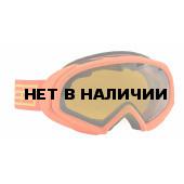 Очки горнолыжные Salice 606DAFV BLACK/AMBER (б/р:ONE SIZE)