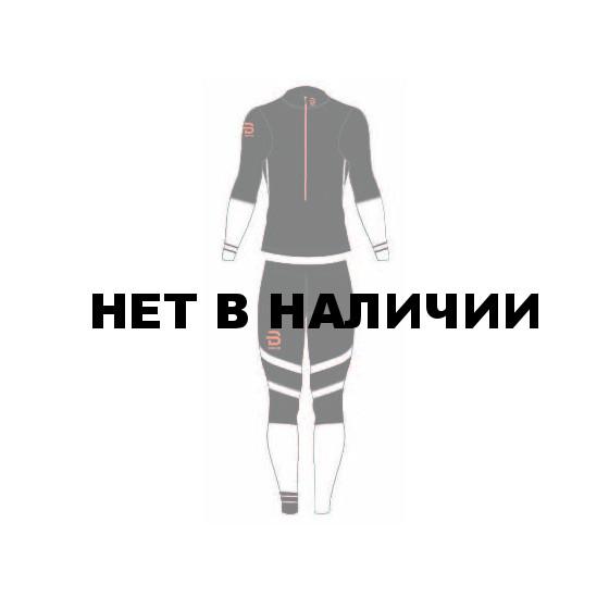 Комплект беговой Bjorn Daehlie 2017-18 Racesuit Nations 2-Piece Wmn Black (US:XS)