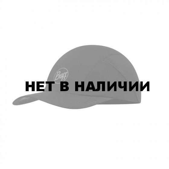 Кепка BUFF PRO RUN CAP R-SOLID BLACK