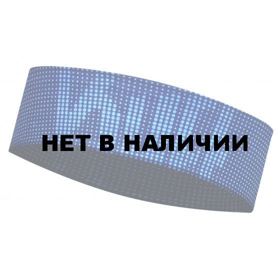 Повязка BUFF 2017 Headband BUFF DEEP LOGO DARK NAVY