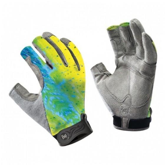 Перчатки рыболовные BUFF Figthing Work Gloves BUFF FIGHTING WORK II GLOVES BUFF DORADO S/M