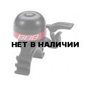 Звонок BBB MiniFit black red (BBB-16)