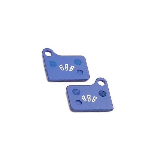 Тормозные колодки BBB DiscStop comp.w/Shimano Deore M555, Nexave C901 hydraulic. (BBS-51)