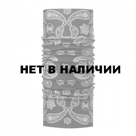 Бандана BUFF ORIGINAL BUFF CHASMERE BLACK/OD