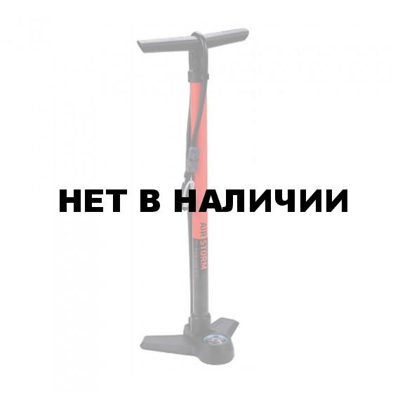 Насос напольный BBB AirBoost steel pump красный