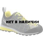 Ботинки для треккинга (низкие) Dolomite 2018 Diagonal Lite Asphat Grey/Lime Green