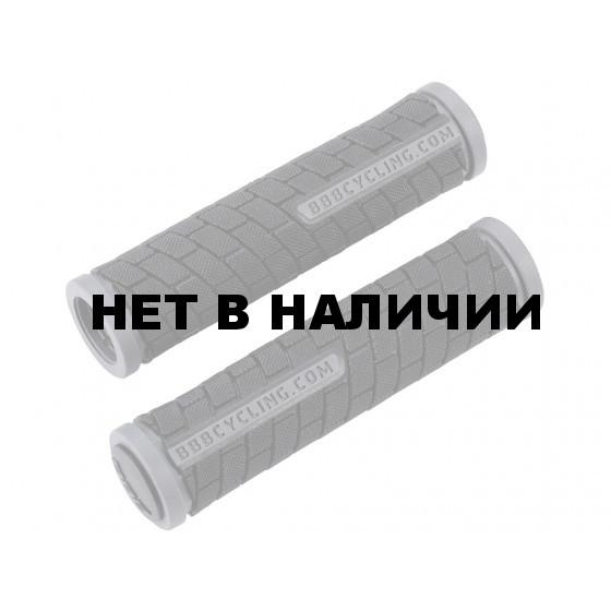 Грипсы BBB 2015 grips DualGrip 125mm black/lgreen (BHG-06)