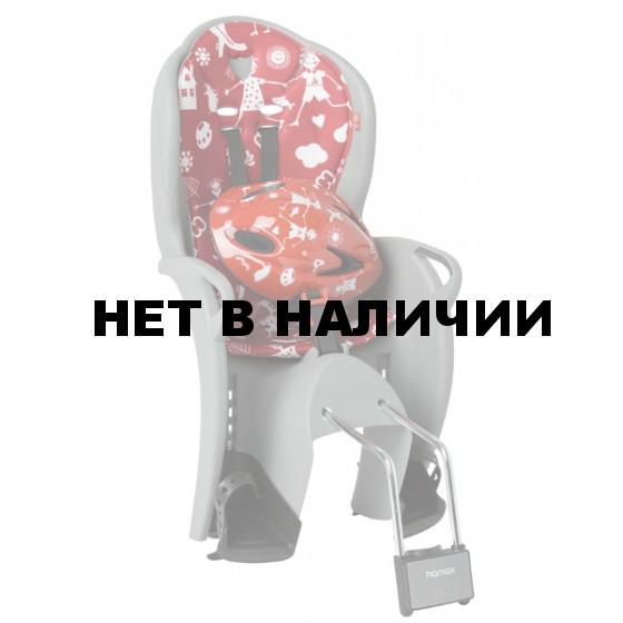 Детское кресло HAMAX KISS SAFETY PACKAGE серый/красный