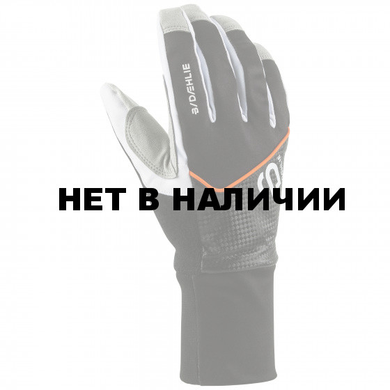 Перчатки беговые Bjorn Daehlie 2017-18 Glove Raw Black (US:XL)