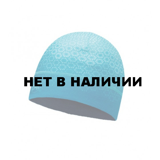 Шапка BUFF MICROFIBER 1 LAYER HAT BUFF HAK TURQUOISE