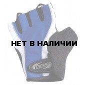 Перчатки велосипедные BBB LadyZone blue (BBW-27_blue)