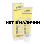 Клистер TOKO Grip Line Grip Line (желтая, 0С/-2С, 55 гр.)