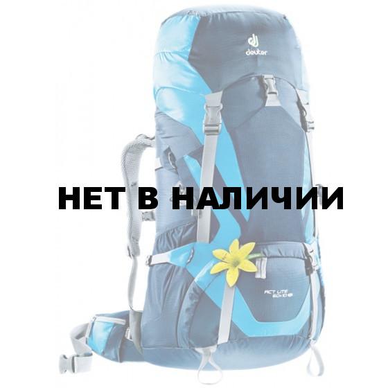 Рюкзак Deuter 2016-17 ACT Lite 60+10 SL midnight-turquoise