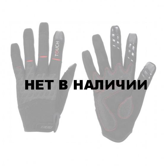 Перчатки велосипедные BBB 2018 FreeZone memory foam черный