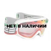 Очки горнолыжные Salice 709DARWFV WHITE ITA/RADIUM (б/р)