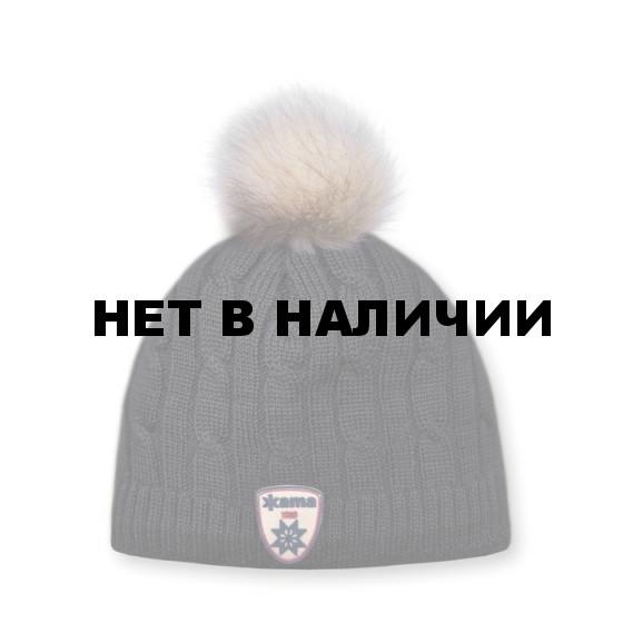 Шапка Kama A75 black
