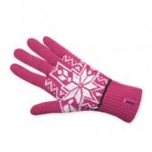 Перчатки флис Kama R12 (pink) розовый (US:L)