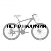 Велосипед Welt 2018 Ridge 1.0 HD matt grey/green (US:M)