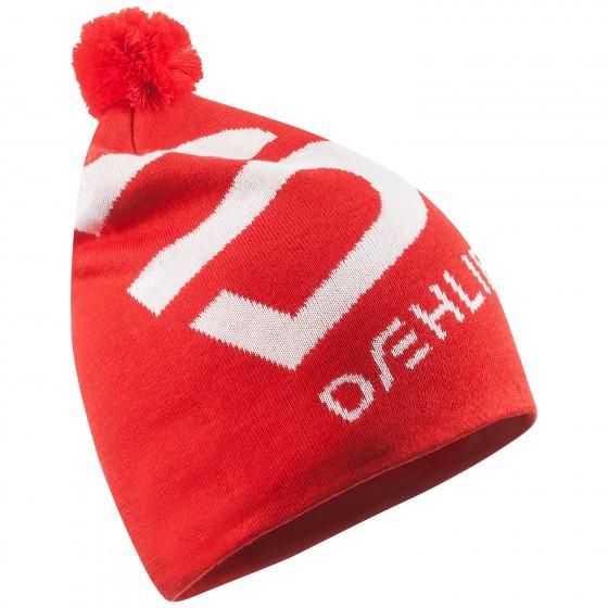 Шапка Bjorn Daehlie 2016-17 Hat BIG High Risk Red
