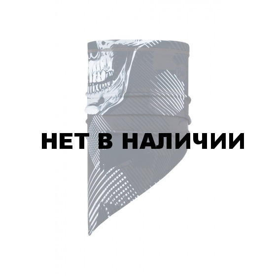 Бандана BUFF TECH FLEECE BANDANA GEOSKU GREY